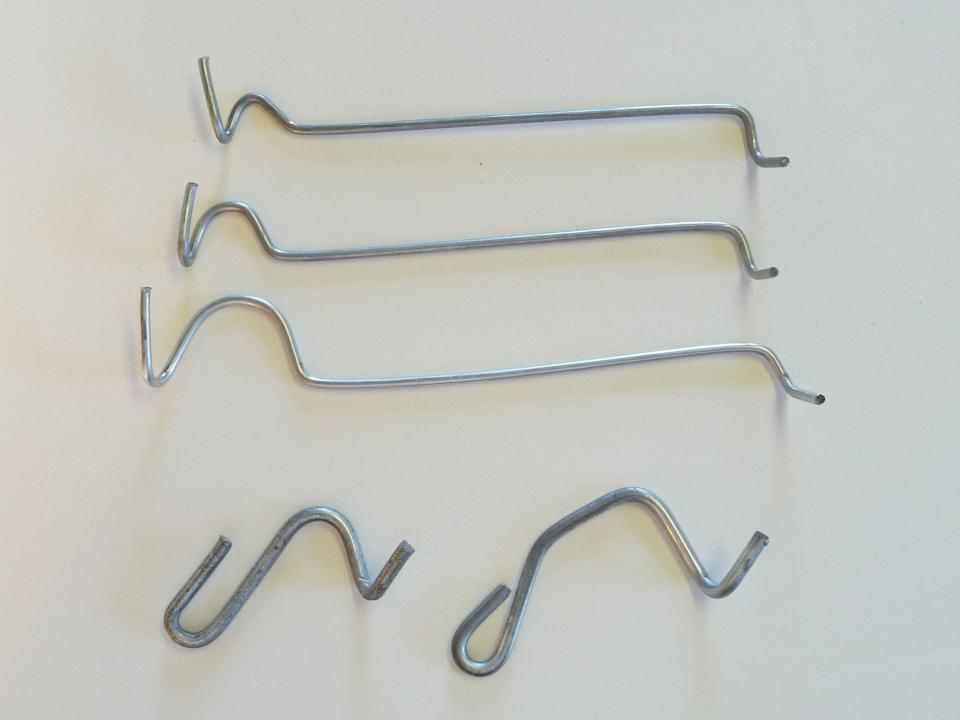 Training Stake Clips