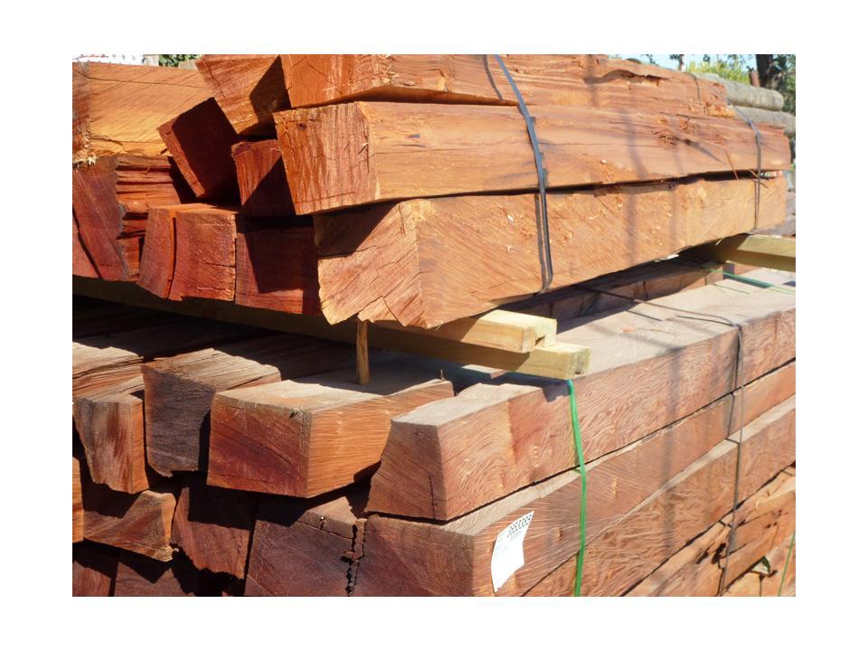 Hand Split Redwood