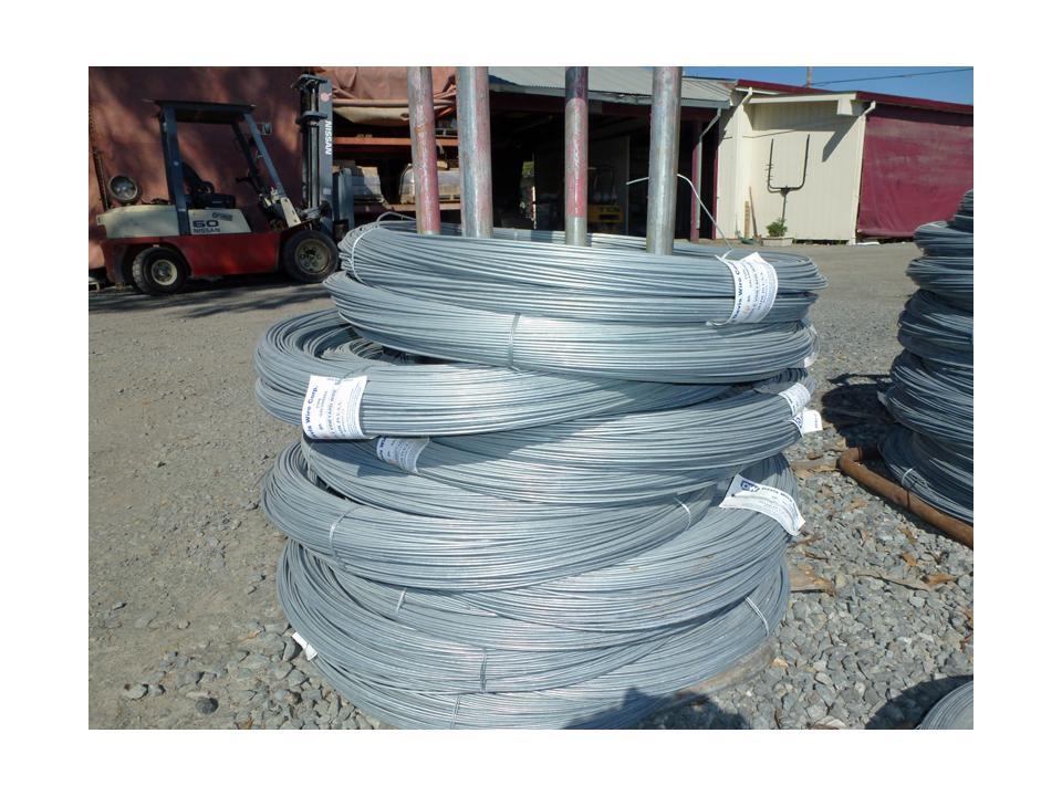 Galvanized Class 1 Soft Vineyard Wire