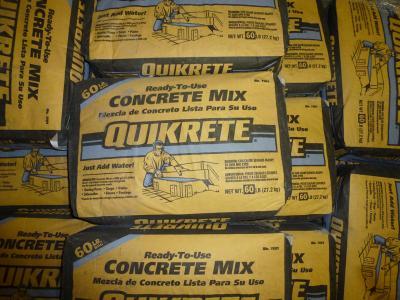 Concrete Mix 60# bags