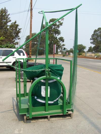 Bird Netting Applicator